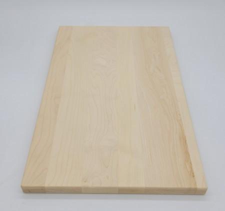 "16"" x 10 1/2"" x 3/4""  Maple Material"