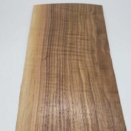 """1/16"""" Figured Walnut Hardwood"""