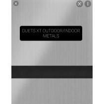 Laser XT OUTDOOR/INDOOR METALS BY GEMINI
